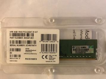 Оперативная память HP 809080-091 DDRIV 8Gb