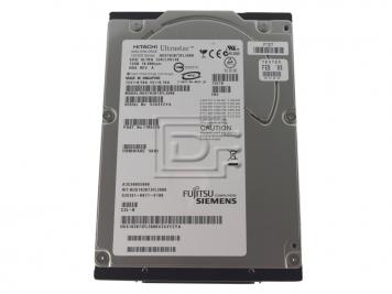 """Жесткий диск Hitachi HUS103073FL3800 73,4Gb  U320SCSI 3.5"""" HDD"""