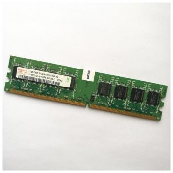 Оперативная память Hynix HYMP512U64CP8-S6 DDRII 1024Mb