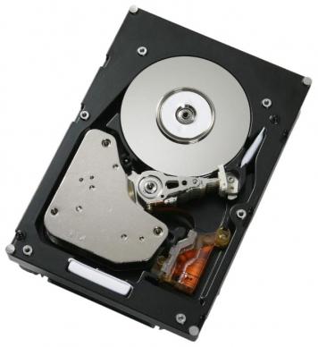 """Жесткий диск IBM 30R5094 73Gb  U320SCSI 3.5"""" HDD"""