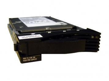 "Жесткий диск IBM 32P0735 37Gb  U320SCSI 3.5"" HDD"