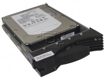 "Жесткий диск IBM 40K1023 73Gb  U320SCSI 3.5"" HDD"