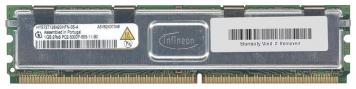 Оперативная память Infineon HYS72T128420HFN-3S-A DDRII 1024Mb