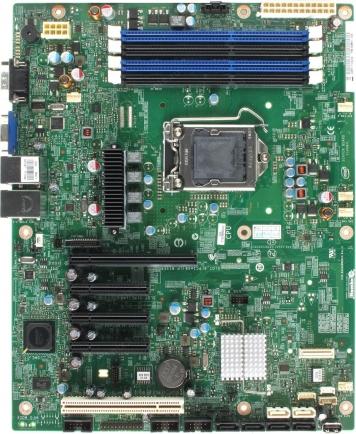 Материнская плата Intel S1200BTL Socket 1155