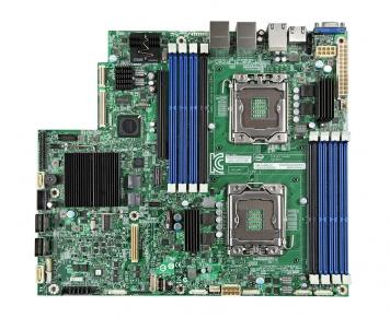 Материнская плата Intel S2400EP2 Socket 1356