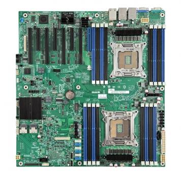 Материнская плата Intel W2600CR Socket 2011