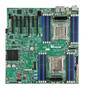 Материнская плата Intel W2600CR2 Socket 2011