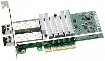 Сетевой Адаптер Intel X520-SR2 PCI-E8x 10Gb