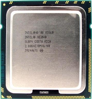 Процессор X5560 Intel 2800Mhz
