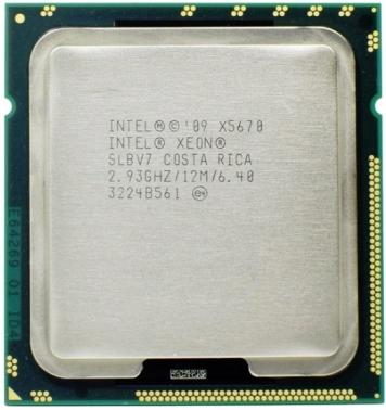 Процессор X5670 Intel 2933Mhz