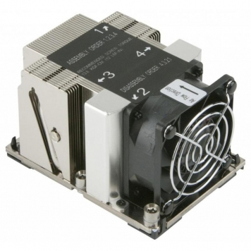 Радиатор + Вентилятор GlacialTech Polaris 7120 LGA771