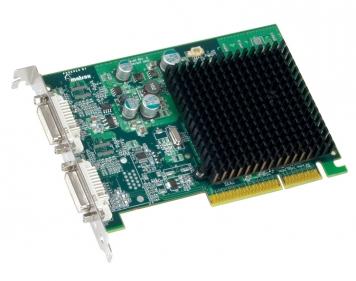 Видеокарта Matrox P65-MDDA8X64 64Mb AGP8x DDR