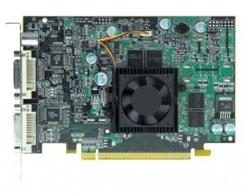Видеокарта Matrox PH-E128APVF 128Mb PCI-E16x DDR