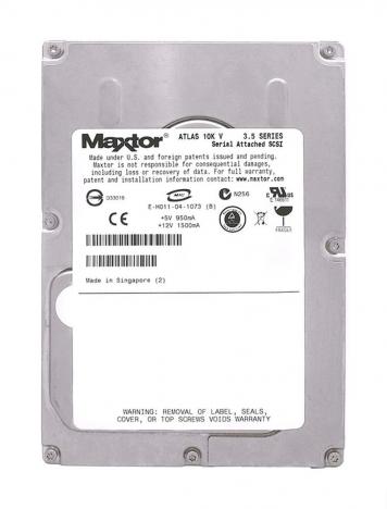 "Жесткий диск Maxtor 8D300S0 300Gb 10000 SAS 3,5"" HDD"