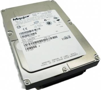 "Жесткий диск Maxtor 8J073S 73Gb  SAS 3,5"" HDD"
