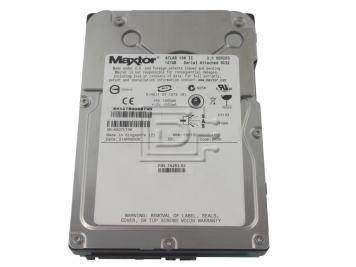 """Жесткий диск Maxtor 8K147S0 147Gb 15000 SAS 3,5"""" HDD"""