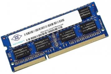 Оперативная память Nanya NT2GT64U8HD0BN-3C DDRII 2048Mb