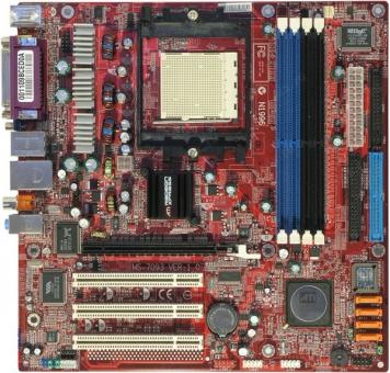 Материнская плата Micro-Star MS-7093 Socket 939