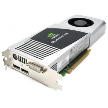 Видеокарта PNY VCQUADROCX-PB 1536Mb PCI-E16x GDDR3