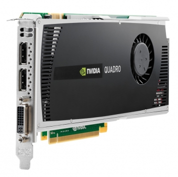 Видеокарта PNY VCQ4000-T 2Gb PCI-E16x GDDR5