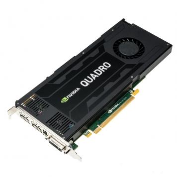 Видеокарта PNY VCQK4200BLK-1 4Gb PCI-E16x GDDR5