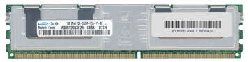 Оперативная память Samsung M395T2953EZ4-CE66 DDRII 1024Mb