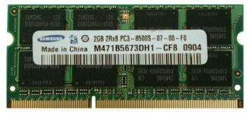 Оперативная память Samsung M471B5673DH1-CF8 DDRIII 2048Mb