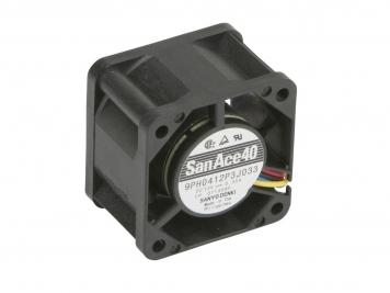 Вентилятор SuperMicro FAN-0061L 12v 40x40x28mm  12500