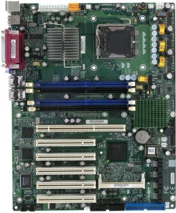Материнская плата Supermicro P8SCT Socket 775