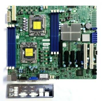 Материнская плата Supermicro X8DTL-IF Socket 1366