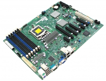 Материнская плата SuperMicro X8SIA-F Socket 1156