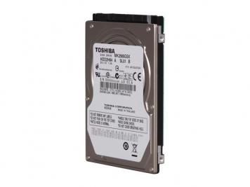 "Жесткий диск Toshiba MK2565GSX 250Gb 5400 SATAII 2,5"" HDD"