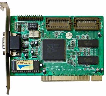 Видеокарта Visiontek 2400PCIDMS 256Mb PCI GDDR2