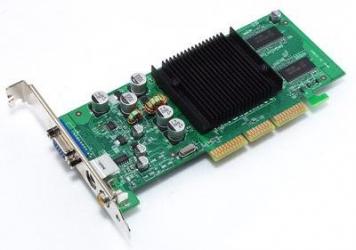 Видеокарта ASUS V9180SE/T/P/64M/A 64Mb AGP8x DDR