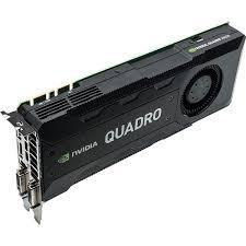 Видеокарта HP VCQK5200-T 8Gb PCI-E16x GDDR5