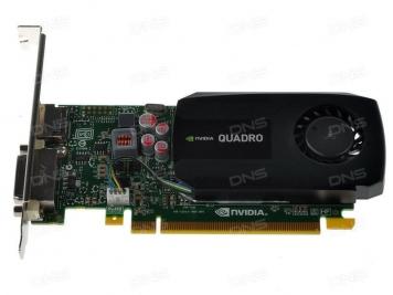 Видеокарта PNY VCQK600-PB 1Gb PCI-E16x GDDR3
