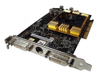 Видеокарта ASUS V9180 64Mb AGP8x DDR