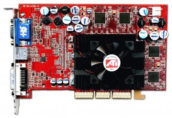 Видеокарта ATI ATI9700PRO 128Mb AGP8x DDR