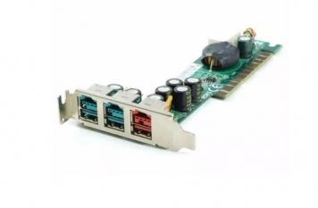 Сетевой Адаптер HP NC553m AGP 10Gb