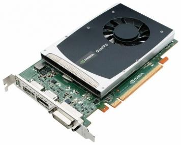 Видеокарта PNY VCQ2000D-T 1Gb PCI-E16x GDDR5