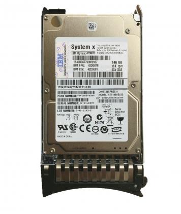 "Жесткий диск IBM 9FU066-039 147Gb  SAS 2,5"" HDD"