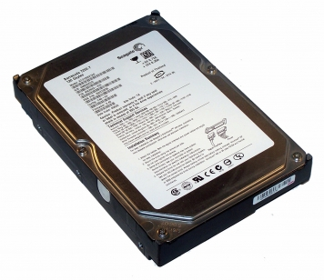 "Жесткий диск Seagate ST3120827AS 120Gb 7200 SATA 3.5"" HDD"