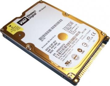 "Жесткий диск Western Digital WD800VE 80Gb 5400 IDE 2,5"" HDD"