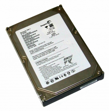 "Жесткий диск Seagate ST340014AS 40Gb 7200 SATA 3.5"" HDD"
