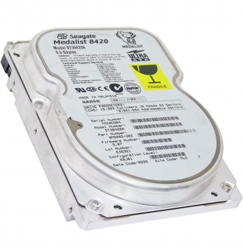 "Жесткий диск Seagate ST38420A 8,4Gb 5400 IDE 3.5"" HDD"