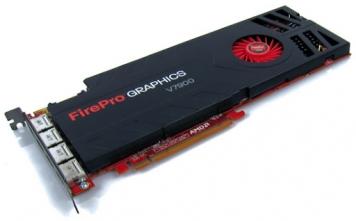 Видеокарта AMD FirePro V7900 2Gb PCI-E16x GDDR5