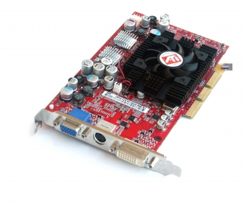 Видеокарта Micro-Star MS-8911 128Mb AGP8x DDR